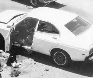 Reporter Don Bolles Killed in His car Credits: The Republic
