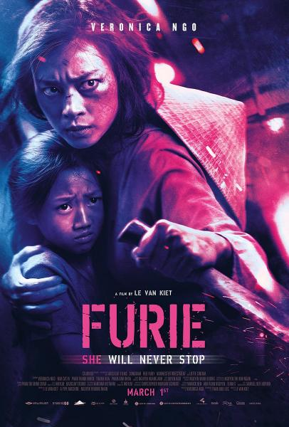 Furie (Hai Phượng), A Wounded Film Review
